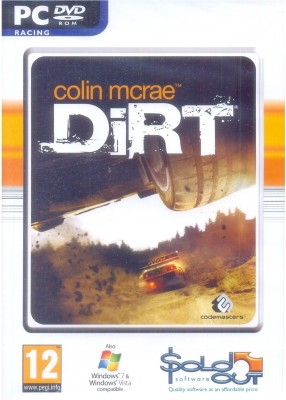 Buy Colin McRae : Dirt: Av Media