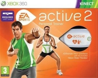 Buy EA Sports Active 2: Personal Trainer (Kinect Required): Av Media
