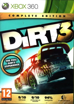 Buy Dirt 3 (Complete Edition): Av Media