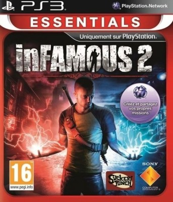 Buy Infamous 2 [Essentials]: Av Media