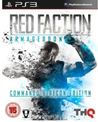 Buy Red Faction Armageddon - Commando & Recon (Limited Edition): Av Media