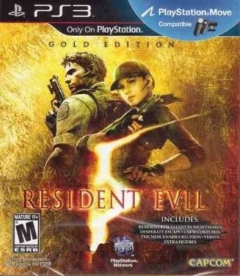 Buy Resident Evil 5 (Gold Edition): Av Media