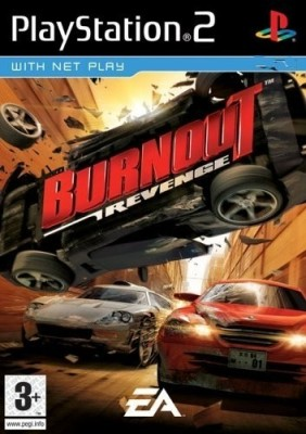 Buy Burnout : Revenge: Av Media