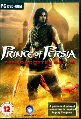 Buy Prince Of Persia : The Forgotten Sands: Av Media