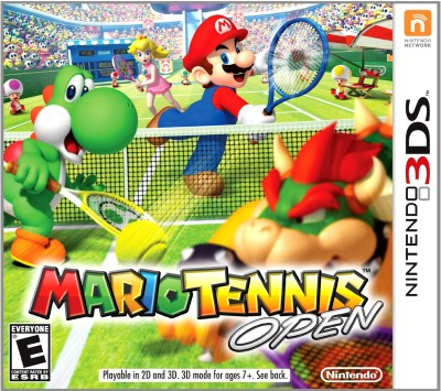 Buy Mario Tennis Open: Av Media