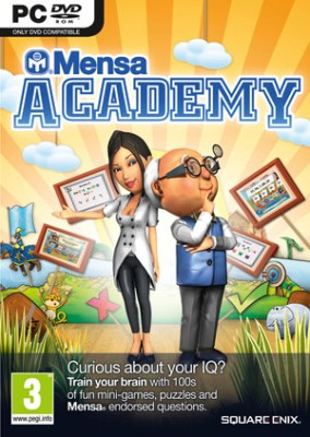 Buy Mensa Academy: Av Media