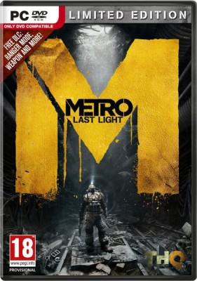 Buy Metro Last Light (Limited Edition): Av Media
