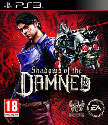 Buy Shadows Of The Damned: Av Media