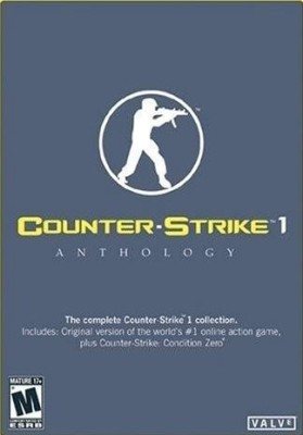 Buy Counter Strike 1 : Anthology: Av Media