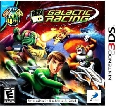 Buy Ben 10 Galactic Racing: Av Media