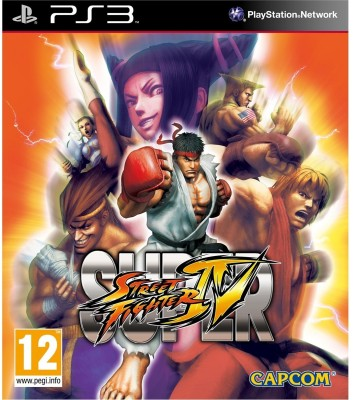 Buy Super Street Fighter IV: Av Media