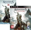 Assassin's Creed III (With Free AC3 Poster) - Games, PS3
