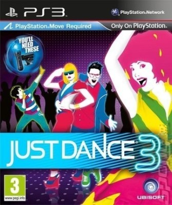 Buy Just Dance 3 (Move Required): Av Media