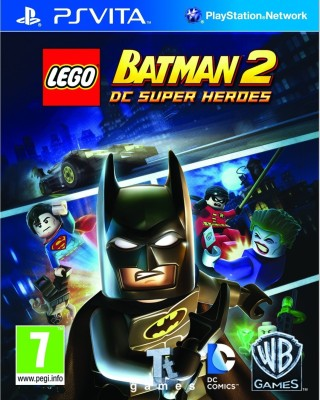 Buy Lego Batman 2: DC Super Heroes: Av Media