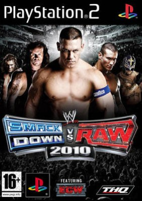 Buy WWE Smackdown Vs Raw 2010: Av Media