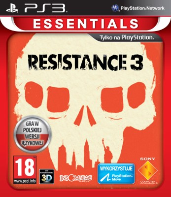 Buy Resistance - 3 [Essentials]: Av Media