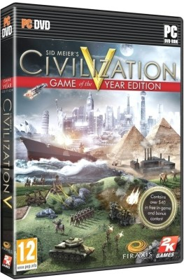 Buy Sid Meier's Civilization V (Game Of The Year Edition): Av Media