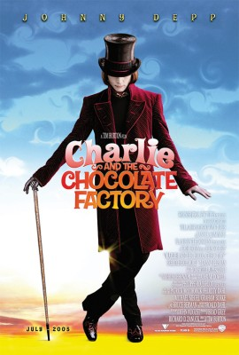 Buy Charlie & The Chocolate Factory: Movie