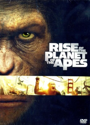 Buy Rise Of The Planet Of The Apes: Av Media
