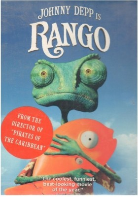 Buy Rango: Av Media