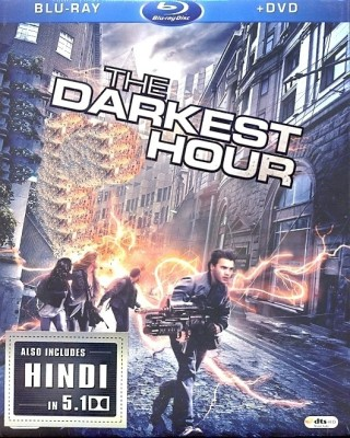 Buy The Darkest Hour (Blu Ray + DVD): Av Media