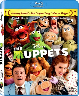 Buy The Muppets Movie: Av Media