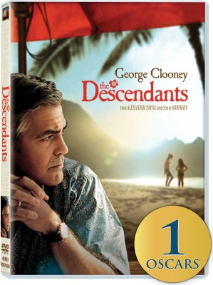 Buy The Descendants: Av Media