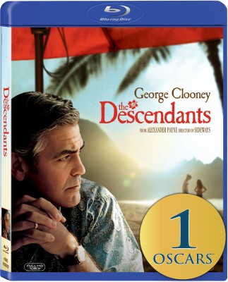 Buy The Descendants (Blu Ray + DVD): Av Media
