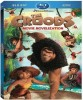 The Croods (Blu-Ray + DVD): Av Media