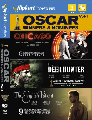 Buy Flipkart Essentials : Oscar Winners & Nominees Vol. 1: Av Media