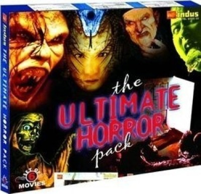 Buy The Ultimate Horror Pack: Av Media