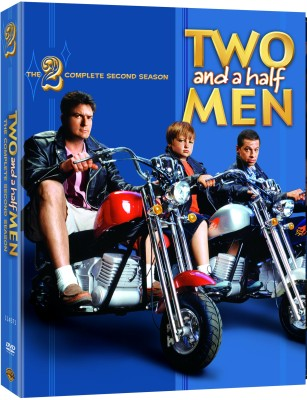 Buy Two and A Half Men Season 2: Av Media