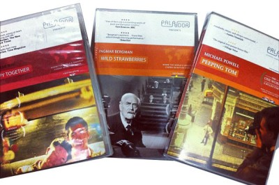 Buy Happy Together / Wild Strawberries / Peeping Tom: Av Media