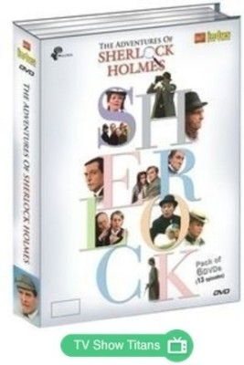 Buy The Adventures Of Sherlock Holmes: Av Media