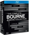 The Complete Bourne (4 Movie Collection): Av Media
