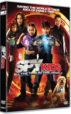 Buy Spy Kids - All The Time In The World: Av Media