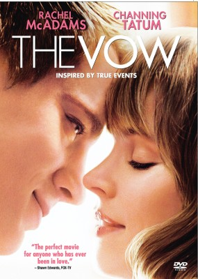 Buy The Vow: Av Media