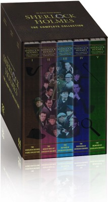 Buy Sherlock Holmes Complete Collection: Av Media