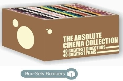 Buy The Absolute Cinema Collection (40 Films DVD Boxset): Av Media