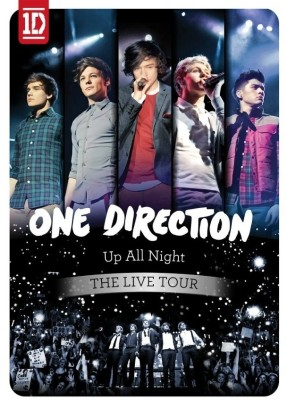 Buy Up All Night - The Live Tour: Av Media
