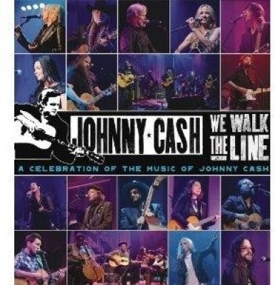 Buy We Walk The Line: A Celebration Of The Music Of Johny Cash: Av Media