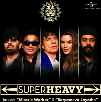 Buy Super Heavy (CD Single): Av Media