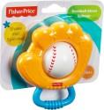Fisher-Price Baseball Glove Spinner Rattle
