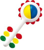 Ambi Toys Sunflower Rattle: Baby Rattle