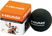 Head Championship 2 Dot Squash Ball: Ball