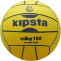 Kipsta V-100 Volleyball - 4 - Pack Of 1, Yellow