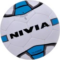 Nivia Classic Football - 5 - White,Blue