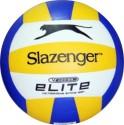 Slazenger V-200 Elite Volleyball - 4 - Blue, Yellow