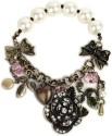 The Pari Alloy Charm Bracelet
