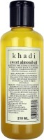 Khadi Sweet Almond Oil: Bath Essential Oil
